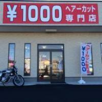 1000 円 カット 営業 時間