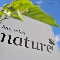 hair salon nature