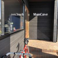ManCave BARBER LOUNGE